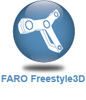 FARO Freestyle3D Scanner