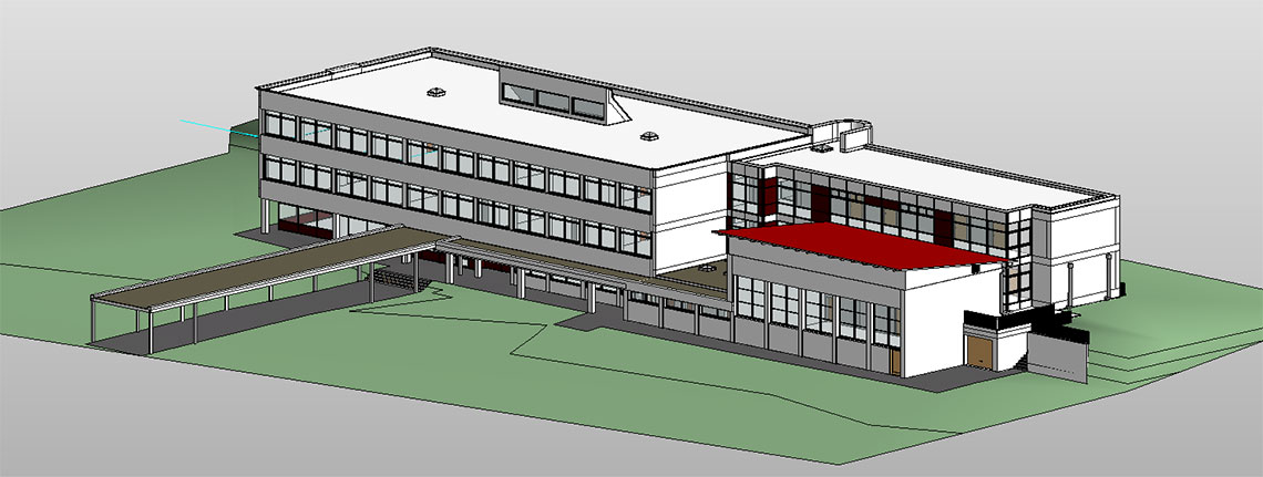 Modellierung in Autodesk Revit